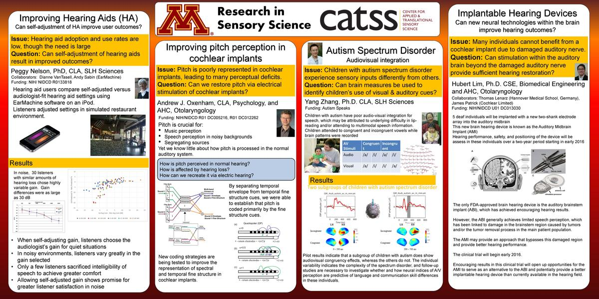 CATSS Project Poster 1