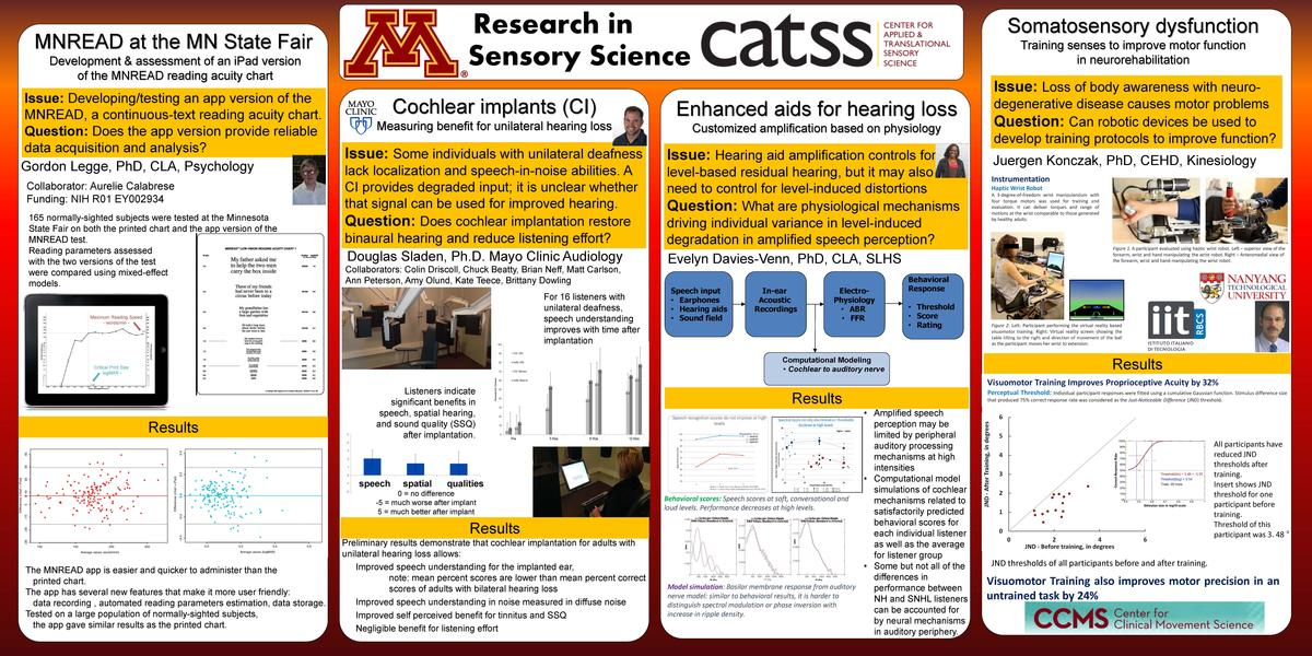 CATSS Project Poster 2
